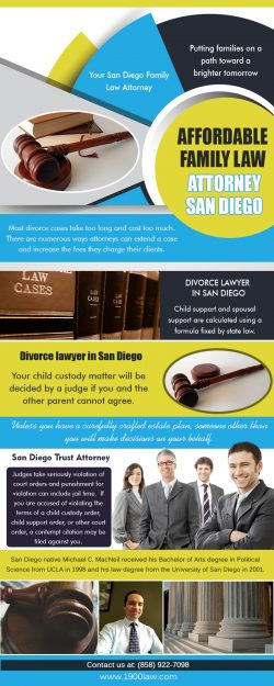 Affordable Family Law Attorney San Diego -858-922-7098