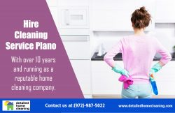 Hire Maid Service In Mckinney