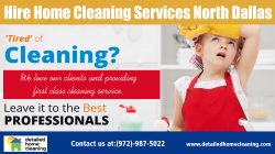 Hire Cleaning Service Plano