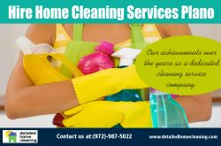Hire Cleaning Service Frisco