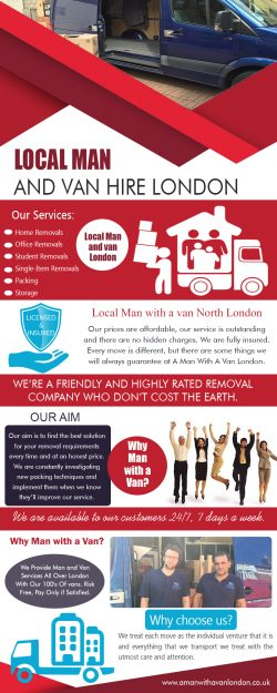 Local Man and van hire London|https://www.amanwithavanlondon.co.uk/