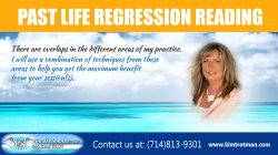 Past Life Regression reading2
