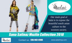 Sana Safinaz Muzlin Collection 2018