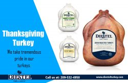 organic turkey | https://diestelturkey.com