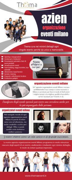 aziende organizzazione eventi milano