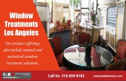 Window Treatments Los Angeles| http://fandrinteriors.com/