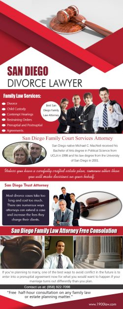 San Diego Divorce Lawyers -858-922-7098