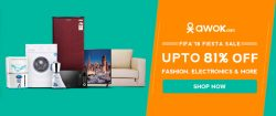 80% OFF on Awok Collection Online