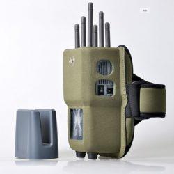 Brouilleur de smartphone brouilleur 4G bloqueur signal portable
