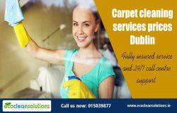 Carpet Cleaning Dublin Deals