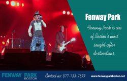 Fenway Park | 877-733-7699 | fenwayparkboston.net
