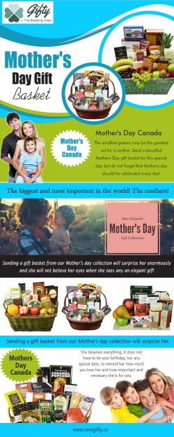Gift Basket for Mothers Day|https://lovegifty.ca/