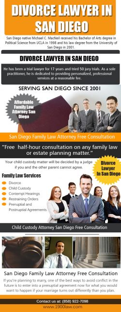 Divorce Lawyer In San Diego | (858) 922-7098