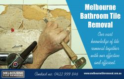 Melbourne Bathroom Tile Removal
