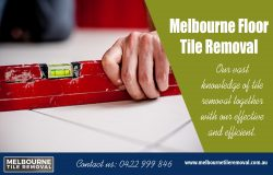 Melbourne Floor Tile Removal