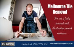 Melbourne Tile Removal