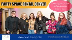 party space rental Denver