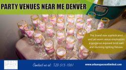 party venues near me Denver