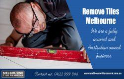 Remove Tiles Melbourne