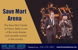 Save Mart Center at Fresno State