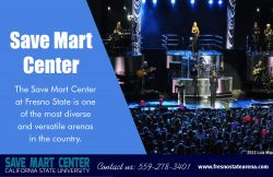 Save Mart Center Events