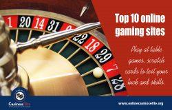 Top 10 online gaming sites