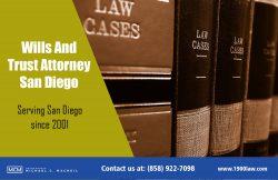 Wills And Trust Attorney San Diego | (858) 922-7098